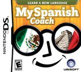 My Spanish Coach (Nintendo DS)